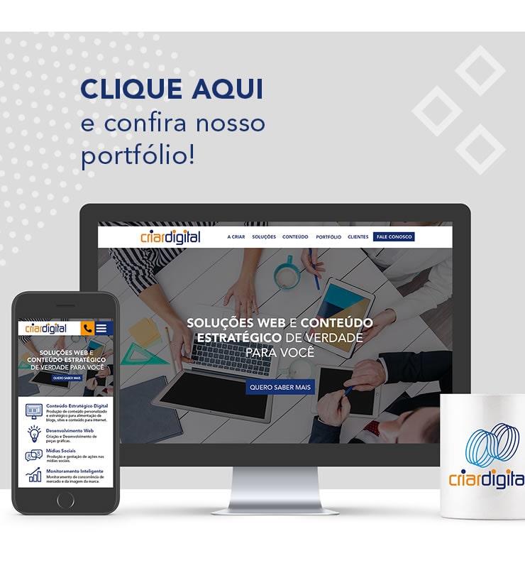 Portifolio Criar Digital